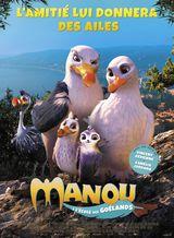 Affiche de Manou à l'école des goélands (2019)