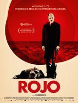 Affiche de Rojo (2019)