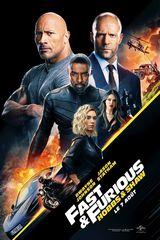 Affiche de Fast & Furious : Hobbs & Shaw (2019)