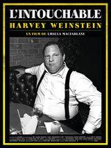 Affiche de L'Intouchable, Harvey Weinstein (2019)