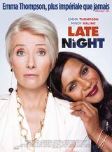 Affiche de Late Night (2019)