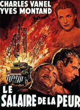 Affiche du Salaire de la peur (1953)
