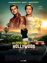 Affiche de Once upon a Time... in Hollywood (2019)