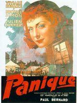 Affiche de Panique (1947)