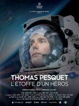 Affiche de Thomas Pesquet, L'étoffe d'un héros (2019)