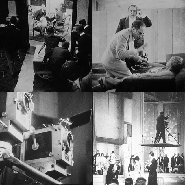 Autour de L'Argent (1928)
