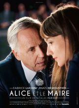 Affiche d'Alice et le maire (2019)