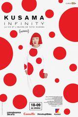 Affiche de Kusama - Infinity (2019)