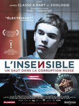 Affiche de L'Insensible (2019)