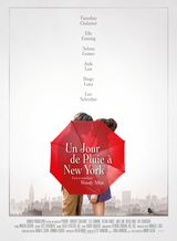 Affiche d'Un jour de pluie à New York (2019)