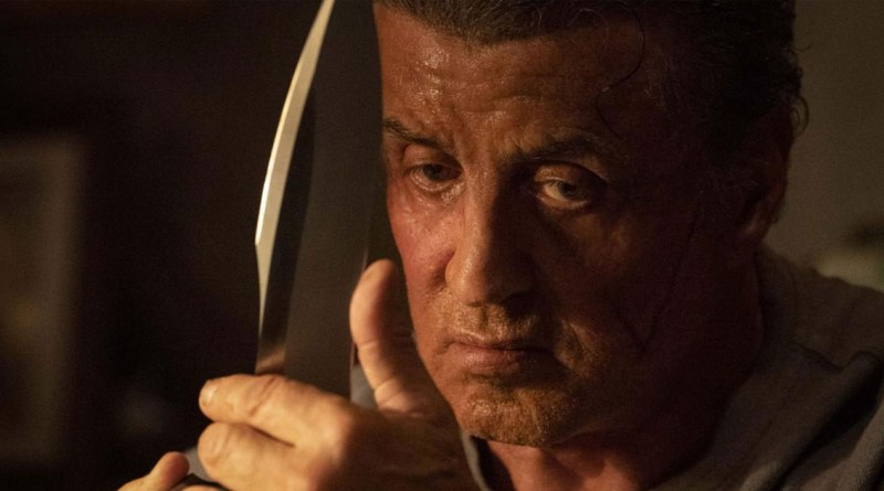 Sylvester Stallone dans Rambo : Last Blood (2019)