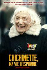 Affiche de Chichinette, ma vie d'espionne (2019)