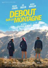 Affiche de Debout sur la montagne (2019)