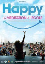 Affiche de Happy, la méditation à l'école (2019)
