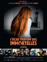 Affiche de L'âcre parfum des immortelles (2019)