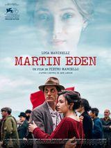 Affiche de Martin Eden (2019)