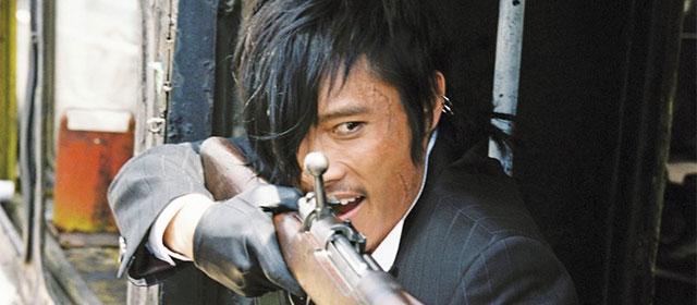 Lee Byung-hun dans Le Bon, La Brute et le Cinglé (2008)