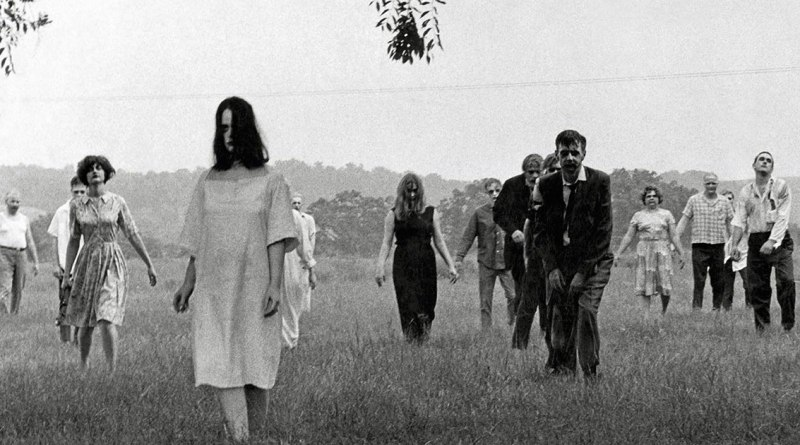 La Nuit des morts-vivants (George A. Romero, 1968)