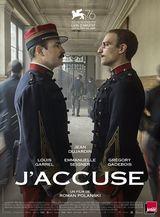Affiche de J'Accuse (2019)