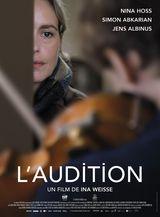 Affiche de L'Audition (2019)