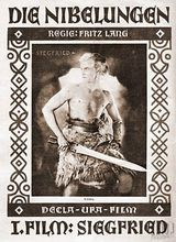 Affiche de Les Nibelungen (1924)