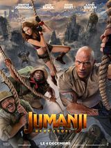 Affiche de Jumanji : Next Level (2019)