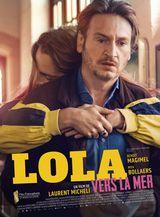 Affiche de Lola vers la mer (2019)