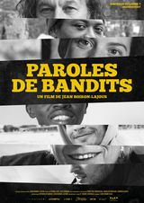 Affiche de Paroles de bandits (2019)