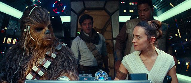 Star Wars : L'Ascension de Skywalker (2019)