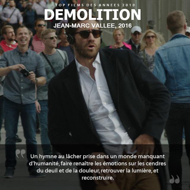Top des années 2010 - Demolition