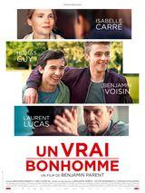Affiche de Un vrai bonhomme (2020)