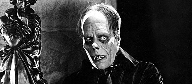 Lon Chaney Sr. dans Le Fantôme de l'Opéra (1925)