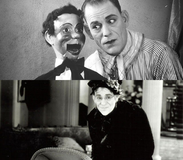 Lon Chaney Sr. dans The Unholy Three (1925)