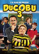 Affiche de Ducobu 3 (2020)