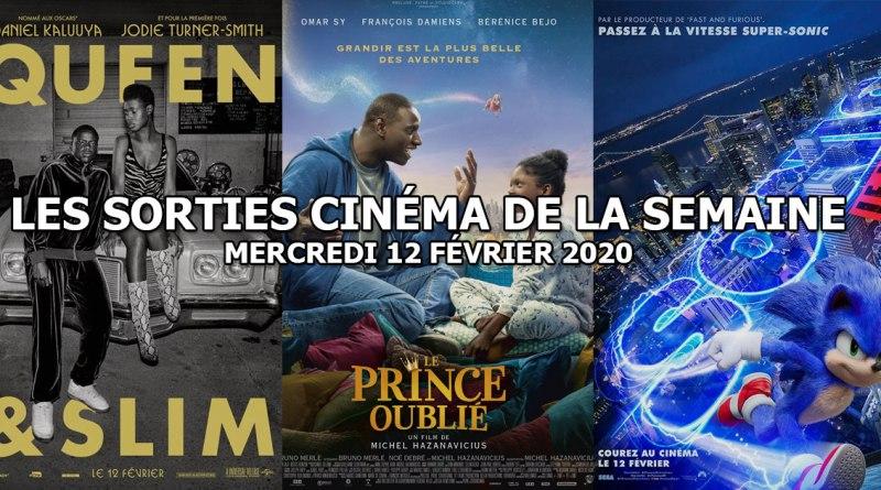 Les sorties cinéma de la semaine - mercredi 12 février 2020