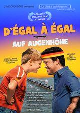Affiche de D'égal à égal - Auf Agenhöhe (2020)
