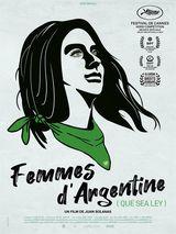 Affiche de Femmes d'Argentine (Que Sea Ley) (2020)
