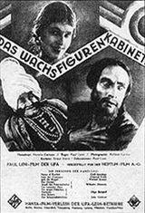 Affiche de Le Cabinet des figures de cire (1924)