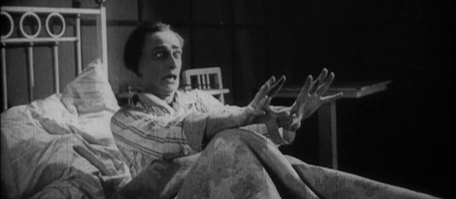 Conrad Veidt dans Les Mains d'Orlac (1924)