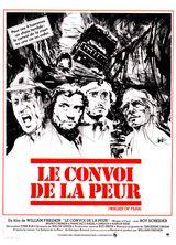 Affiche du Convoi de la peur (1977)