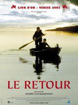 Affiche du Retour (2003)