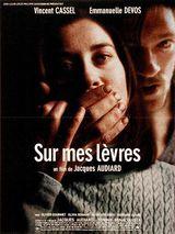 Affiche de Sur mes lèvres (2001)
