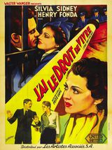 Affiche de J'ai le droit de vivre (1937)
