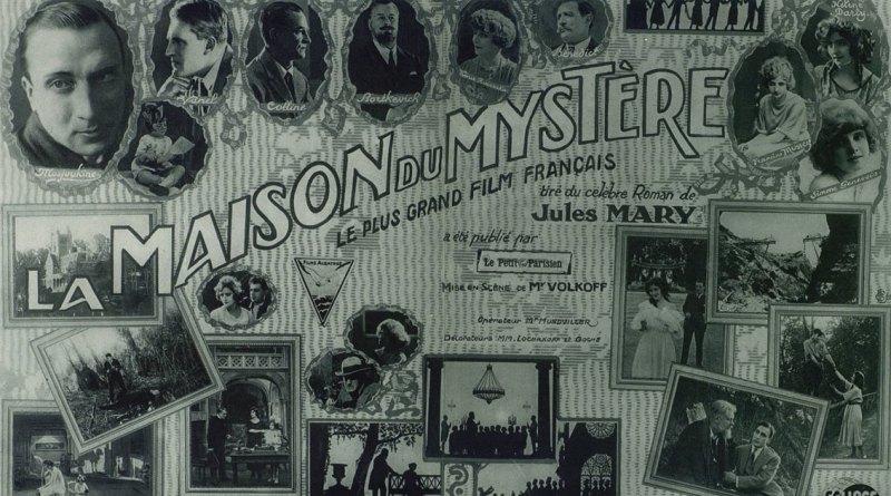 La maison du mystère (1923)