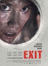 Affiche d'Exit (2020)