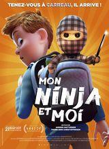 Affiche de Mon ninja et moi (2020)