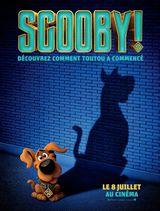 Affiche de Scooby ! (2020)