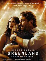 Affiche de Greenland - Le dernier refuge (2020)