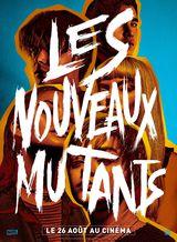 Affiche de Les Nouveaux Mutants (2020)