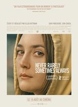 Affiche de Never Rarely Sometimes Always (2020)